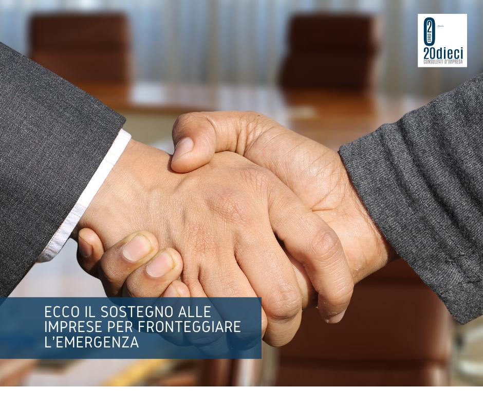Sostegno alle imprese - Varese - Vergiate - Gallarate